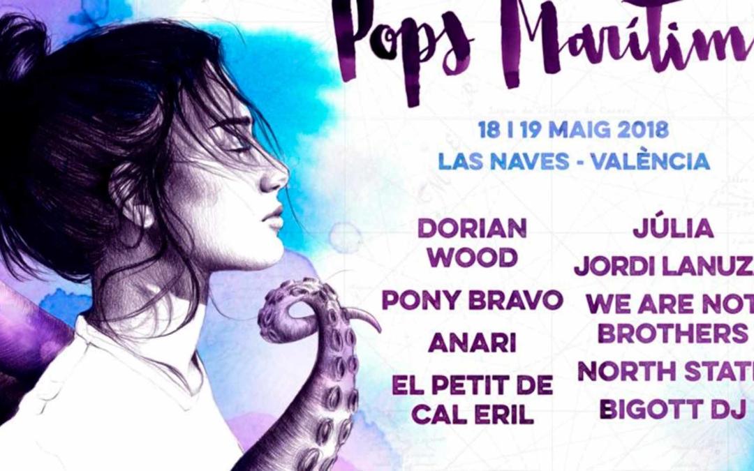 FESTIVAL POPS MARÍTIMS 2018.