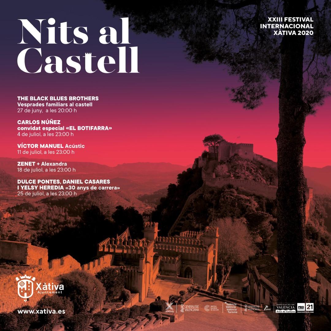 Nits al Castell – Xàtiva
