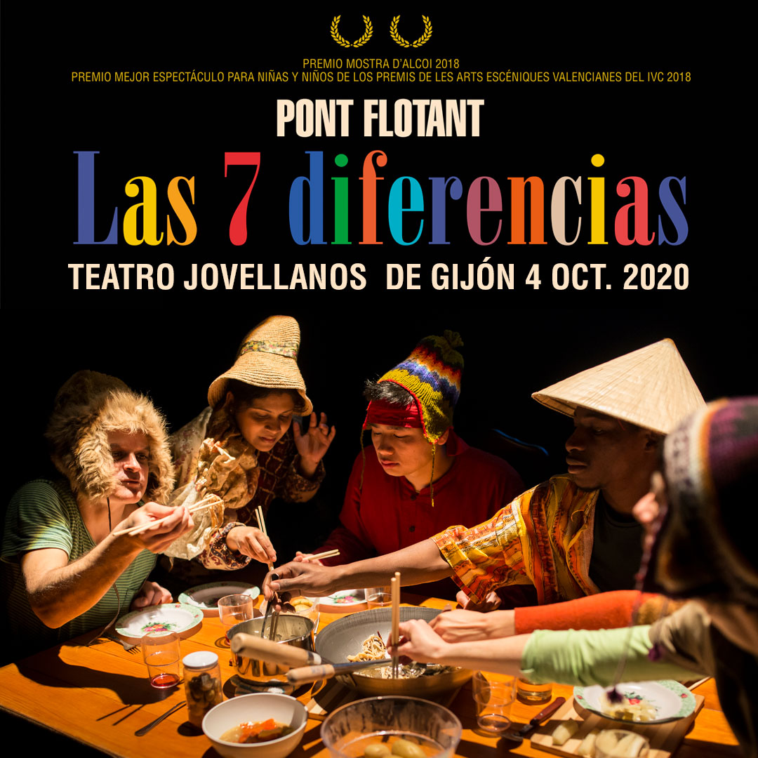 Las 7 diferencias – Gijón