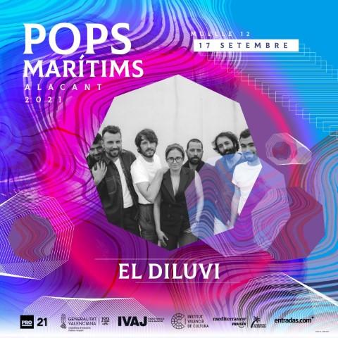 Pops Marítims en Alacant: El Diluvi y Smoking Souls