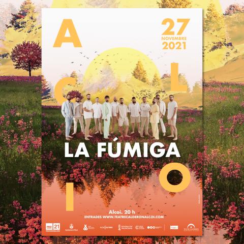 LA FÚMIGA al Teatre Calderón d'Alcoi